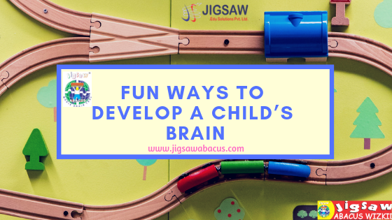 Fun ways to develop a child's brain | Abacus Math and Skills Development Program for Children | Jigsaw Abacus