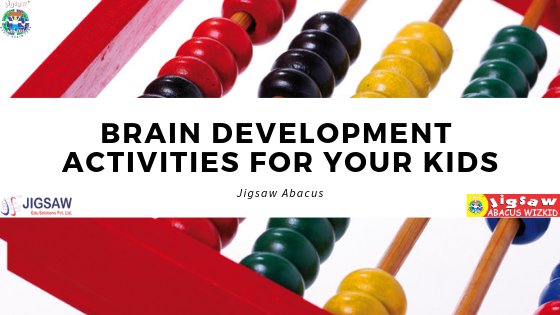 Brain Development Activities for your Kids | Best Abacus Franchise in India